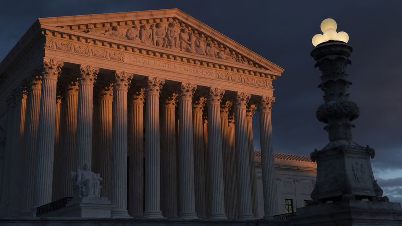 U.S. SUPREME COURT RULES STATE NOT PERMITTED TO  TAX UNDISTRIBUTED INCOME FROM NON-RESIDENT TRUST