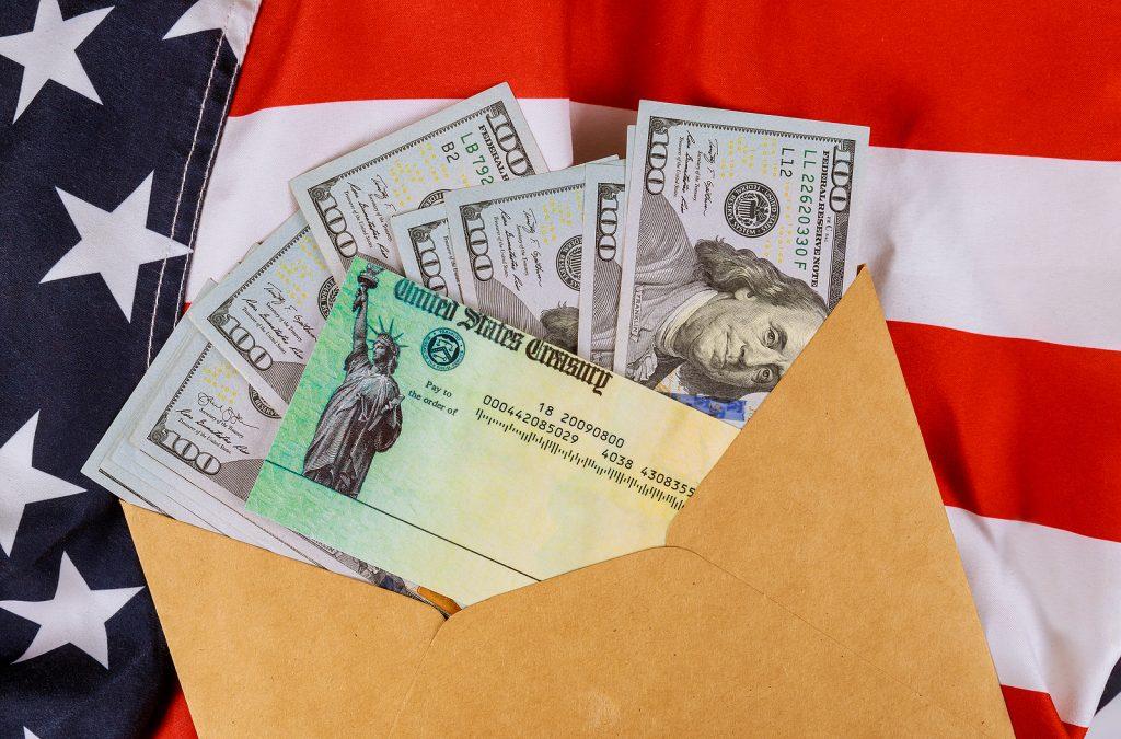 Stimulus Checks sent to deceased